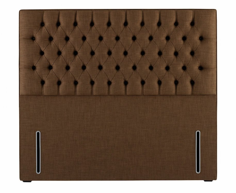 Eleanor Headboard by Hypnos in Brown