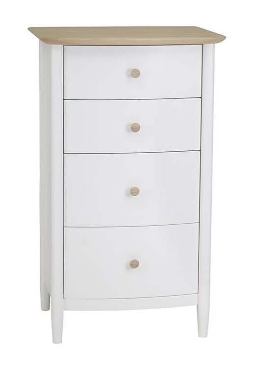 snuginteriors Elise Chest of Drawers - 4 Drawers