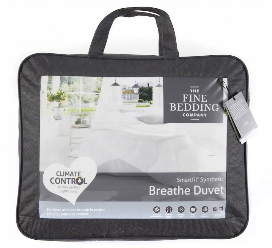 The Fine Bedding Company Breathe Duvet by The Fine Bedding Company (Tog: 4.5)