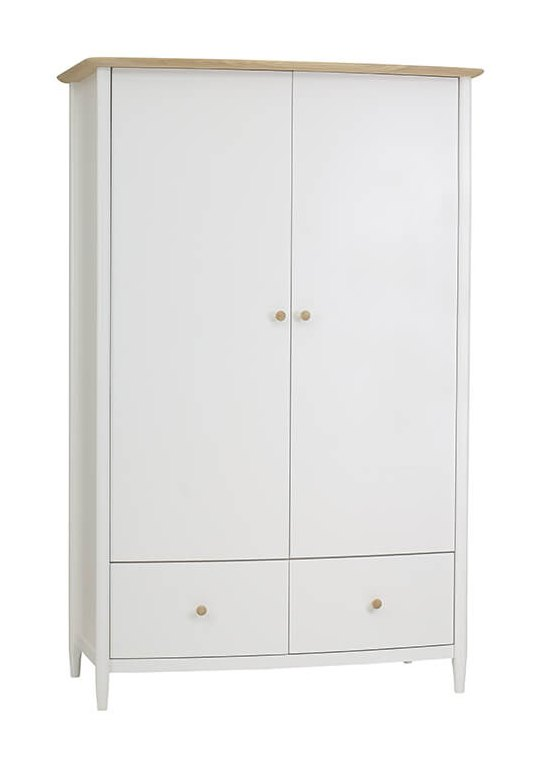snuginteriors Elise Wardrobe - 2 drawers