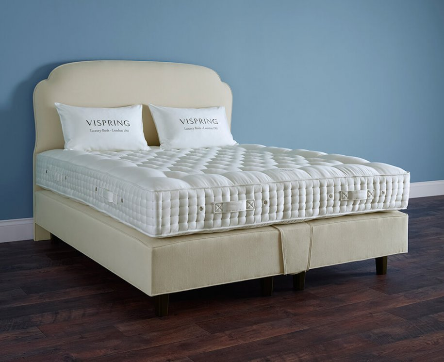 Sublime Superb Divan Bed with Mantle