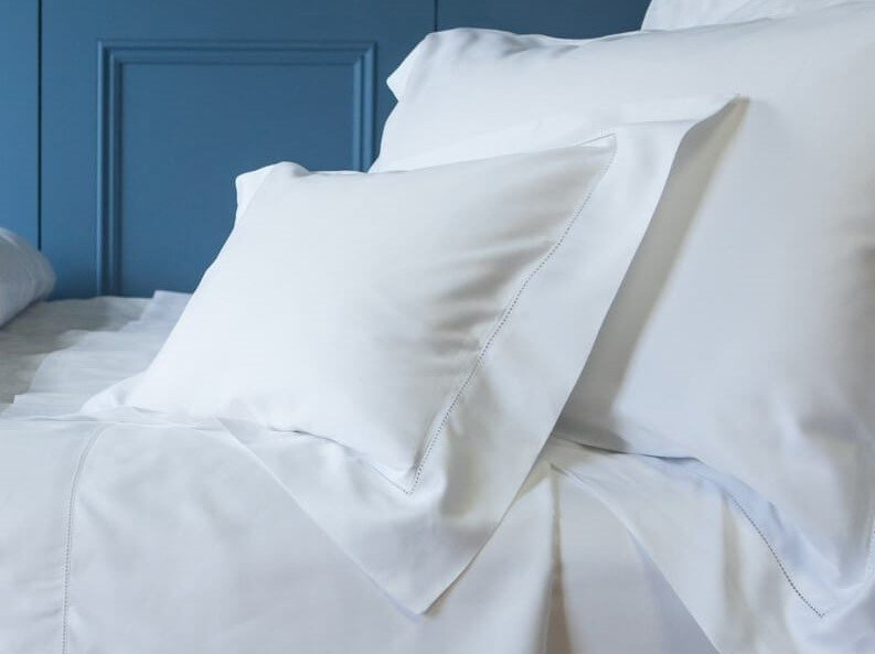 Boudoir Pillowcase White 100 Cotton