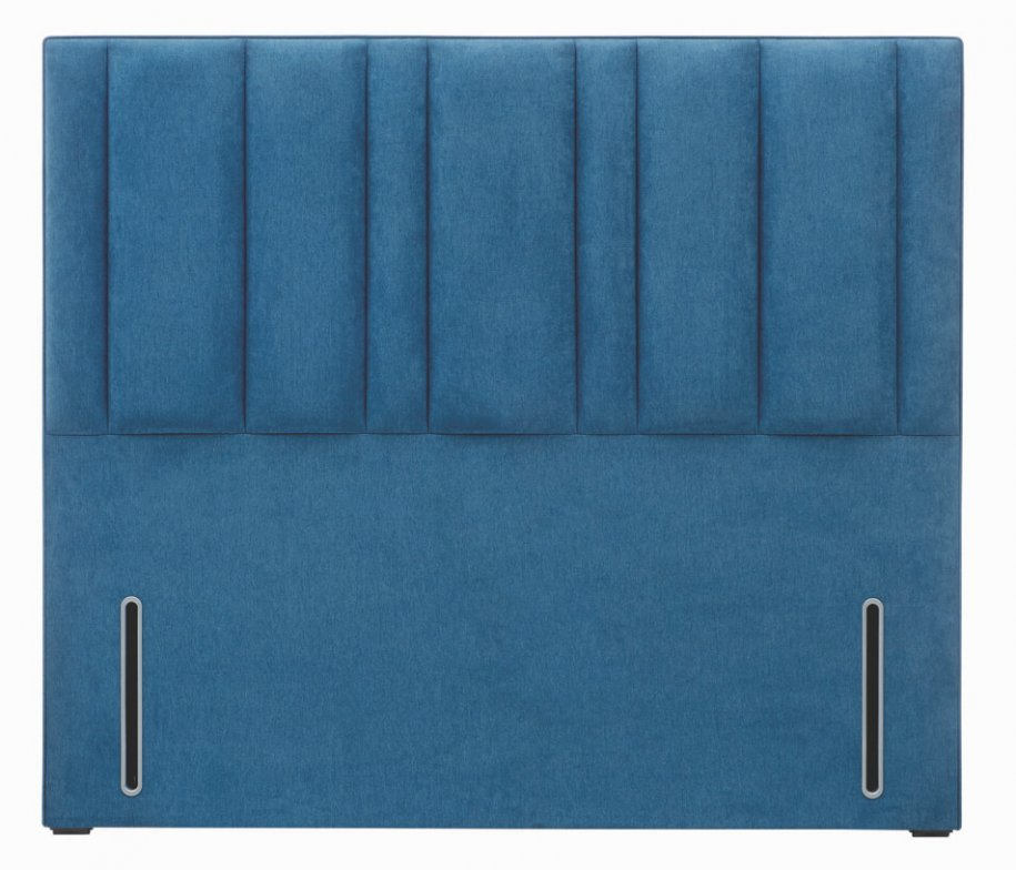 Harriett Headboard by Hypnos in Blue