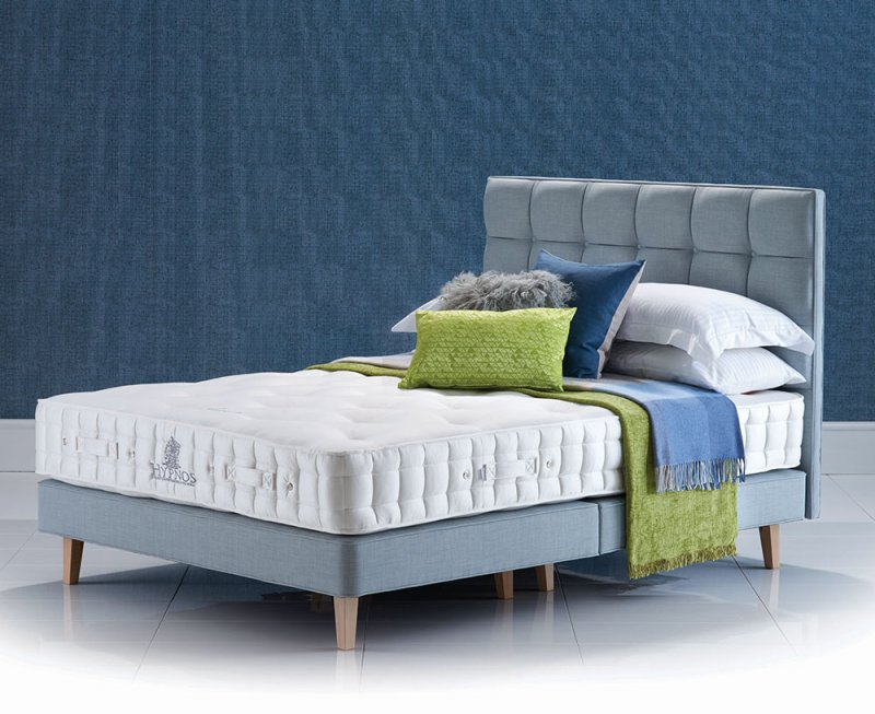 Hypnos Hazel Natural Deluxe Divan Bed by Hypnos
