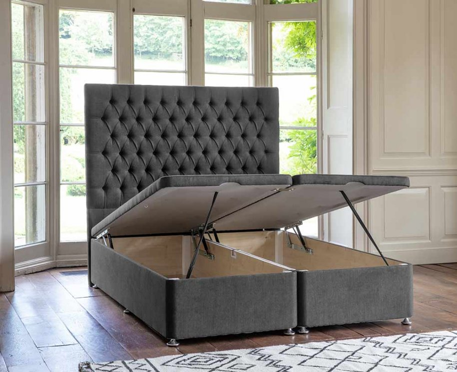 Gallery Ottoman Storage Divan Base by Gallery